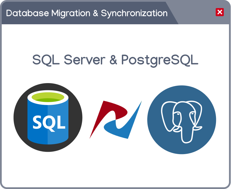 Migrate data from SQL Server to PostgreSQL. Open source tools vs. DBConvert.
